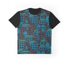 5:30 AM, dawn over the city Graphic T-Shirt