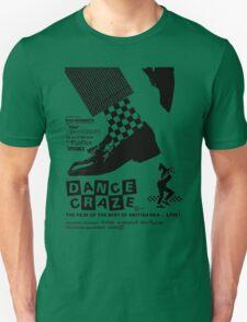 dance craze movie poster t shirt madness selector Unisex T-Shirt