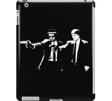 Breaking Bad Pulp Fiction iPad Case/Skin