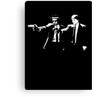 Breaking Bad Pulp Fiction Canvas Print