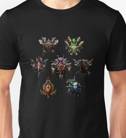 For the Horde! Unisex T-Shirt