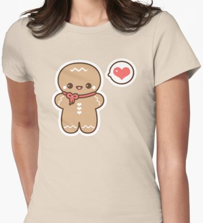 Cute Gingerbread Man T-Shirt