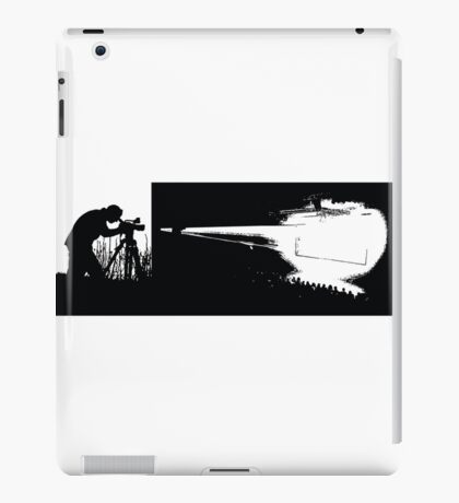 Film Maker iPad Case/Skin