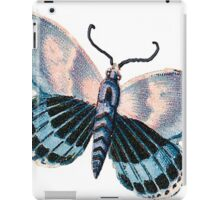 Vintage,reproduction,rustic,butterfly,beautiful,cute,insect, iPad Case/Skin