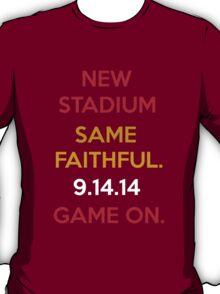 Wear to San Francisco 49ers Levi's Stadium Opening Day! - Kaepernick Willis T-Shirt