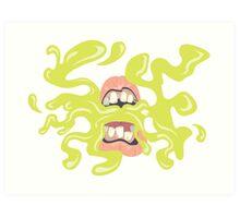 Barfffffff Art Print