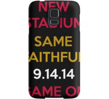 Wear to San Francisco 49ers Levi's Stadium Opening Day! - Kaepernick Willis Samsung Galaxy Case/Skin