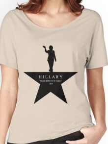 HILLARY 2016 Women's Relaxed Fit T-Shirt