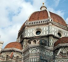 Santa Maria del Fiore - Firenze  by ASchachinger