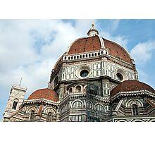 Santa Maria del Fiore - Firenze  Photographic Print