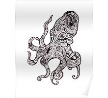 The Octopus Poster