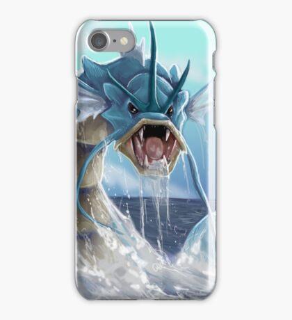 GYARADOS THE GREAT  iPhone Case/Skin