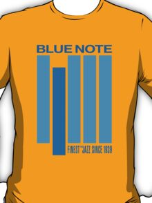 Blue Note - The Finest In Jazz T-Shirt