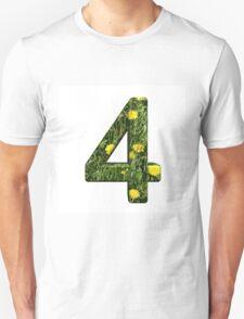 Digit four T-Shirt