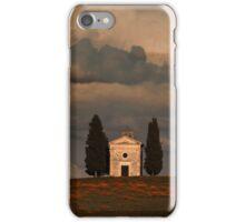 White chapel iPhone Case/Skin