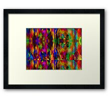 Rays of Light 2  Framed Print