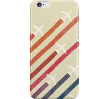 Aerial display iPhone Case/Skin