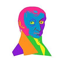 Avogadro Photographic Print
