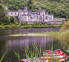 Kylemore Abbey, Connemara, County Galway, Ireland by TonyCrehan