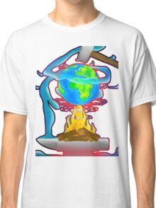 Wold on Fire Classic T-Shirt