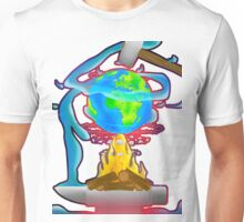 Wold on Fire Unisex T-Shirt