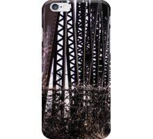 Abandoned Bridge iPhone Case/Skin