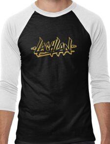 Lachlan | LIMITED EDITION! | GOLD FOIL TSHIRT | NEW! | HIGH QUALITY! Men's Baseball ¾ T-Shirt