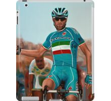 Vincenzo Nibali Painting iPad Case/Skin