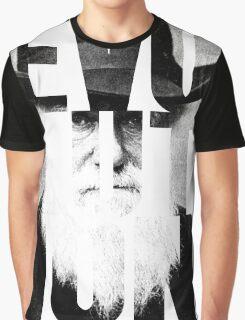 Claim to Fame Series 01 - Charles Darwin Graphic T-Shirt