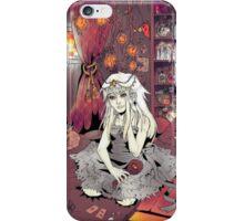 Dark Little Forest Magician iPhone Case/Skin