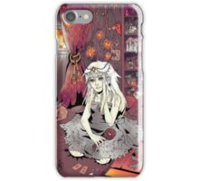 Dark Little Forest Magician iPhone Case/Skin