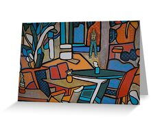 Urban Culture - Take A Seat Greeting Card