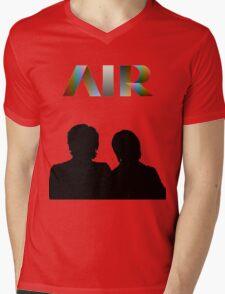 Air - French Band - Talkie Walkie Mens V-Neck T-Shirt