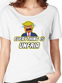 Everything Is Unfair Women's Relaxed Fit T-Shirt