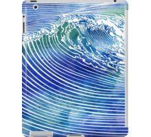 Atlantic Waves iPad Case/Skin
