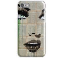 green starlet iPhone Case/Skin