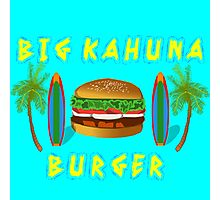 Pulp Fiction - Big Kahuna Burger Photographic Print