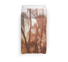 Hazy Duvet Cover