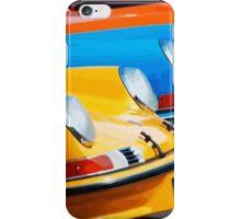 911 colors iPhone Case/Skin