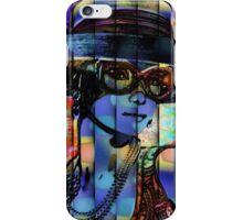 La Chica Del Sombrero iPhone Case/Skin