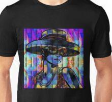 La Chica Del Sombrero Unisex T-Shirt