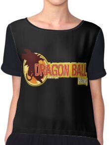DRAGONBALL Z Chiffon Top