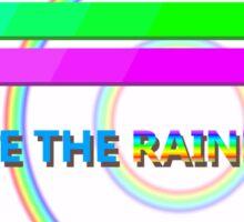 The Sweetest Rainbow Sticker