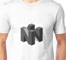 N64 B&W Unisex T-Shirt