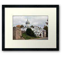 View of Old Pskov Framed Print