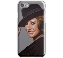 Carice van Houten Painting iPhone Case/Skin
