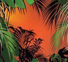 Tropical Glow Sticker