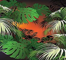 Tropical Glow by rcurtiss000