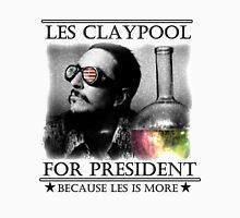 ✮ LES CLAYPOOL FOR PRESIDENT ✮ Unisex T-Shirt
