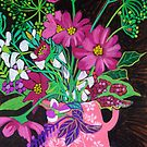 Little Pink Jug by marlene veronique holdsworth